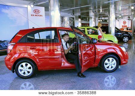 Salón del automóvil