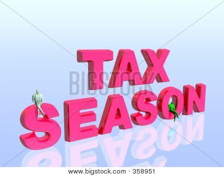 Tax Season.