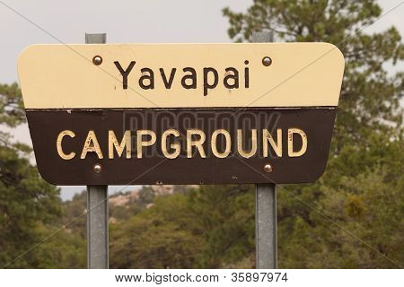 Yavapai Campground