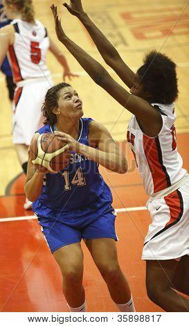 Basketball Nova Scotia Woman Player