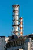 picture of radium  - The Chernobyl Nuclear Power plant 2012 March - JPG