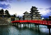 stock photo of emperor  - Matsumoto Castle - JPG