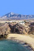 stock photo of papagayo  - Playa de Papagayo  - JPG
