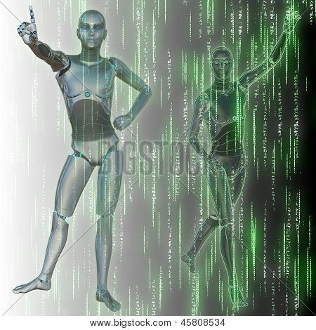 Martix Humanoid