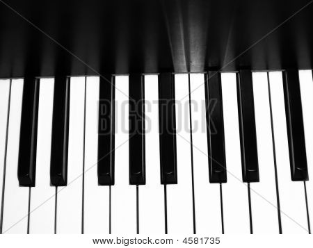 Piano Keys - Duet Of A Life