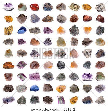 Coleção mineral