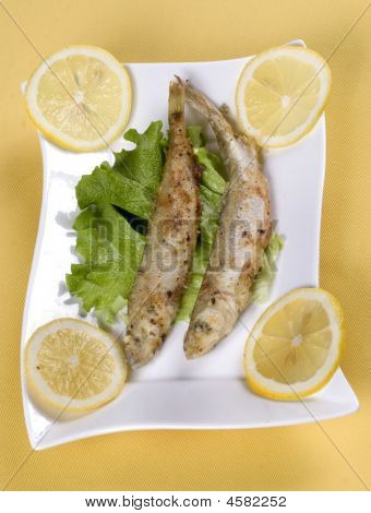 Two Roast Smelt