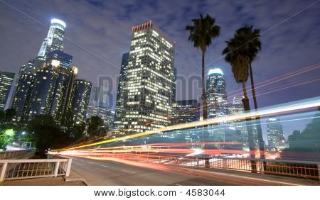 Los Angeles City Traffic