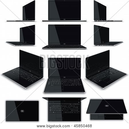 Laptop 12 Views Kit