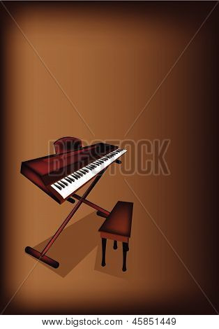 A Retro Synthesizer