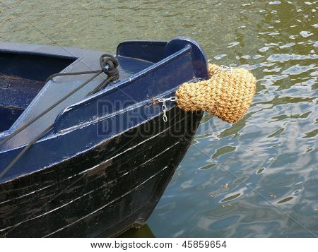 Woven Rope Boat Fender