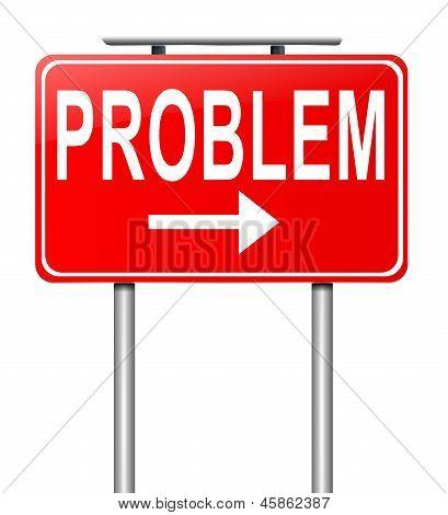 Problem-Konzept.