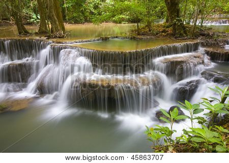 Erawan Waterfall II