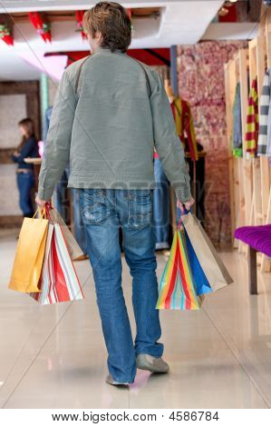 Male Shopper
