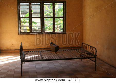 Killing Fields Torture Room