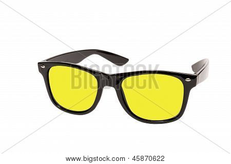 Sunglasses With Bright Colored Lenses