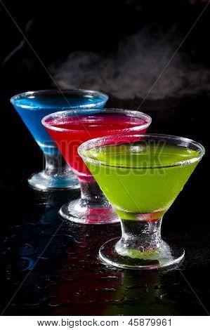 Bright Cocktails
