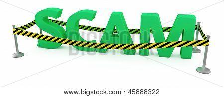 Scam Area