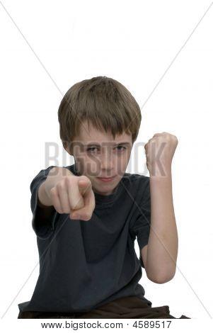 Aggresive Boy