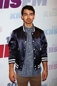 LOS ANGELES - MAY 11:  Joe Jonas attends the 2013 Wango Tango concert produced by KIIS-FM at the Hom