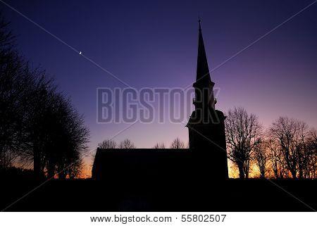 Ekero church