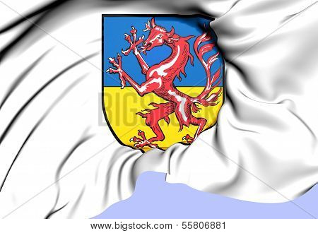 Stuhlfelden Coat Of Arms, Austria.