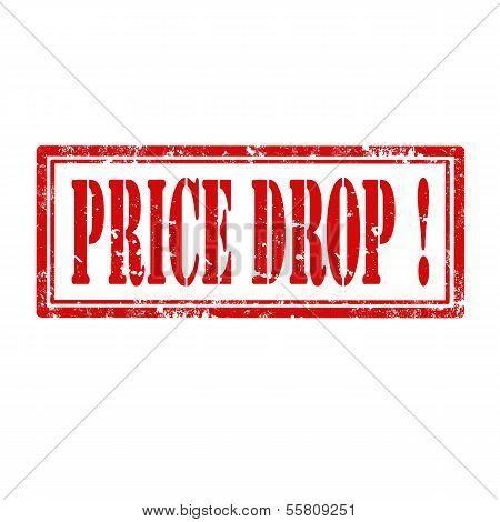 Price Drop!-stamp