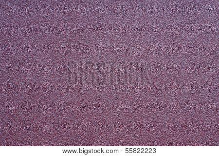 Granular Texture Of An Abrasive Material