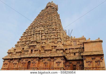 India, Tamil Nadu Temples