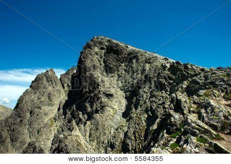 Sharp Stone Summit