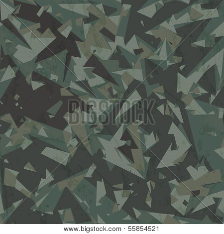 Vector Army Camouflage Background