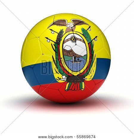 ecuadorianischer Fußballspieler