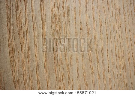 Ash Wood Surface - Vertical Lines
