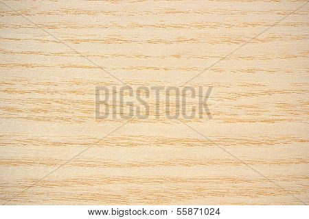 Ash Wood Surface - Horizontal Lines