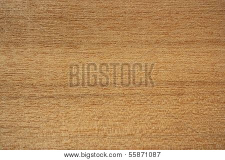 Mansonia Wood Surface - Horizontal Lines