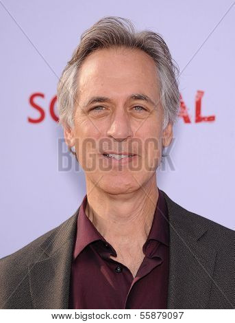 LOS ANGELES - MAY 16:  Tom Amandes arrives to the