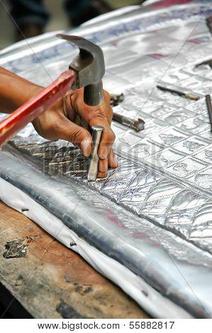 Craftsman Carving