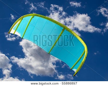 Blue Sky And Kite