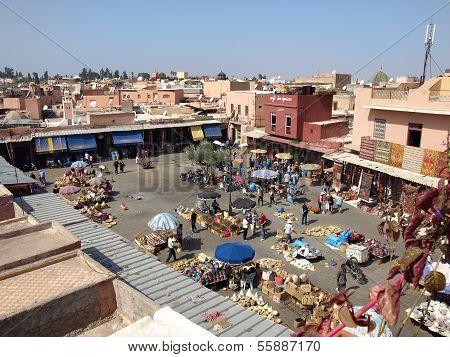 Marrakech Square