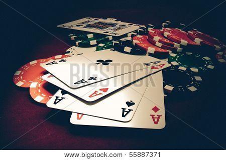 Vintage Casino Game