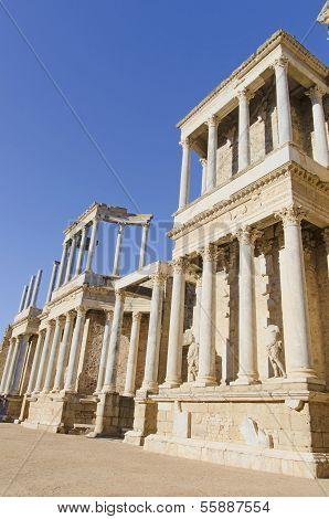 Amphitheater Columns