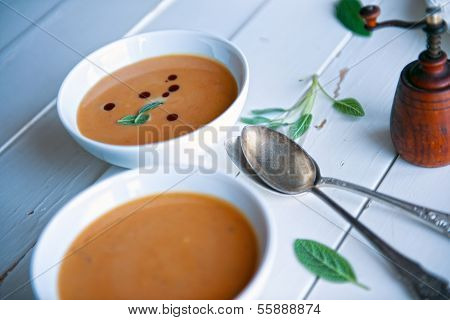 Delicious Soup For Lunch