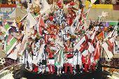 stock photo of brazil carnival  - RIO DE JANEIRO  - JPG