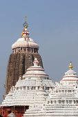 pic of jagannath  - Tower of the Jagannath Temple in Pur India - JPG