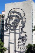 Che Mural poster