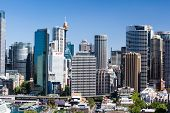 stock photo of cbd  - Sydney - JPG