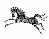 stock photo of fillies  - horse  - JPG