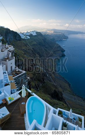 Santorini Morning
