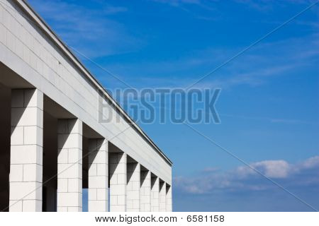 Architecture - Italian Portico