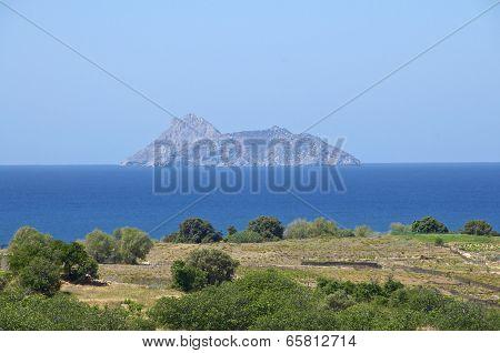 Natural Landscape on Crete